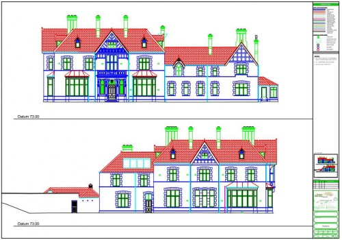 Survey Sample Elevations