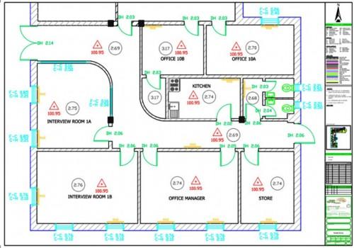 Survey Sample Floor Plans