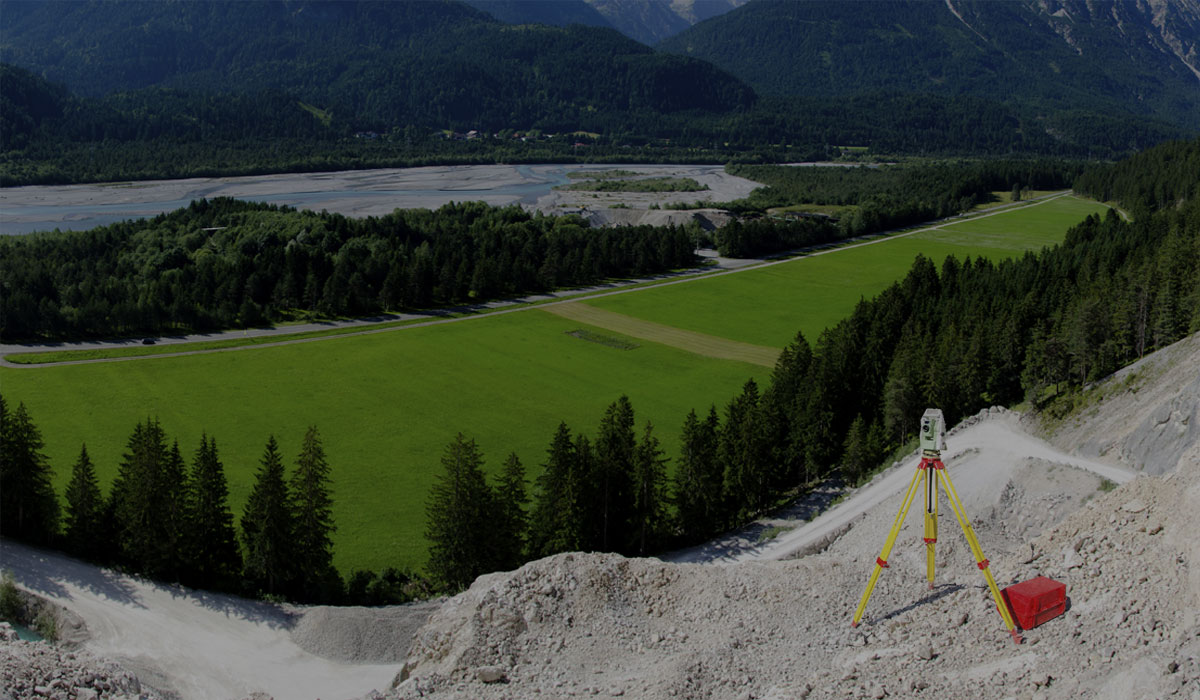 Topographical Survey in Ireland