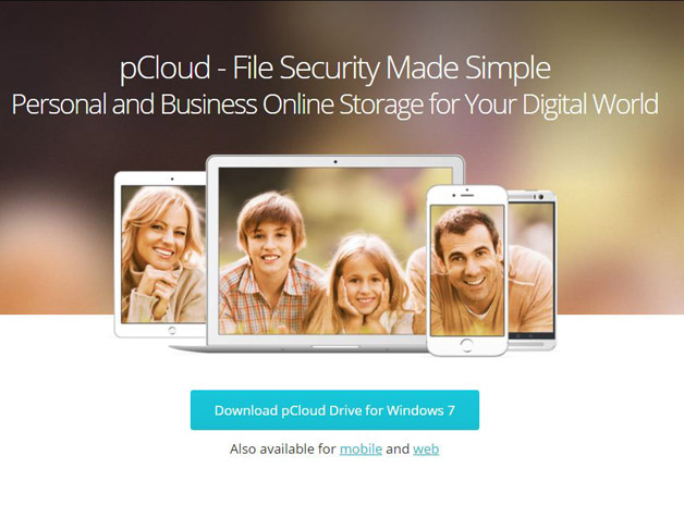 pcloud-cloud-storage
